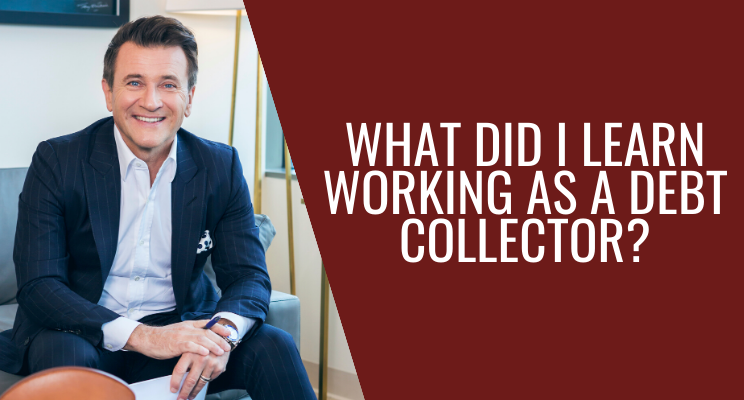 What Robert Herjavec Learned From Being A Debt Collector